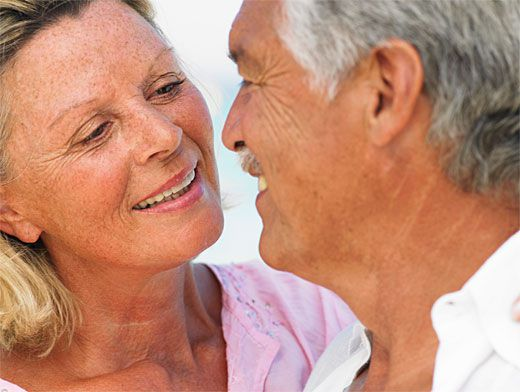30% женщин старше 65 лет сохраняют сексуальную активность