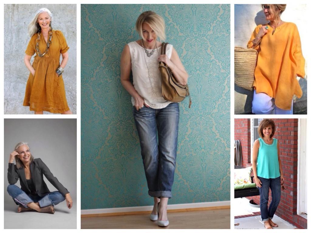 Как одеваться женщине после 50 лет стильно
