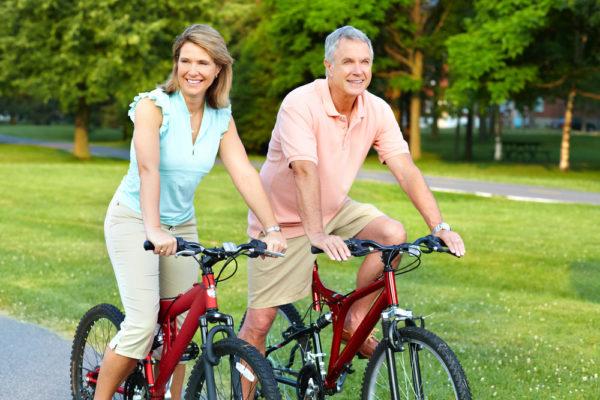 активный образ жизни после 50 лет