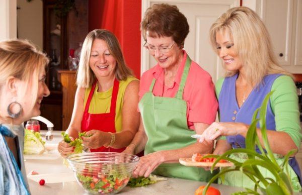 Упражнения и питание для женщин в возрасте 50 лет