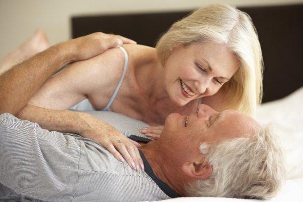 Секс после 55 лет
