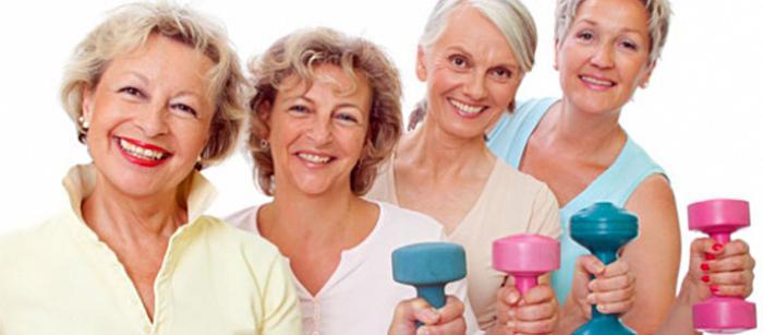 Готовая диета кому за 60 лет