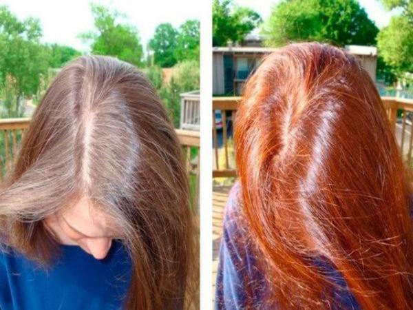 3 домашних способа замаскировать седые волосы
