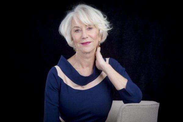 7 уроков стиля от Хелен Миррен для женщин в элегантном возрасте