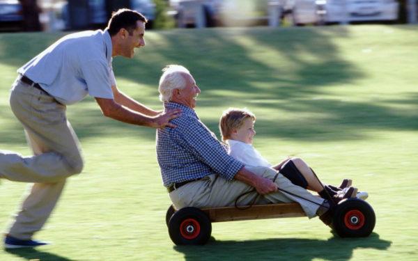 Здоровый образ жизни после 60
