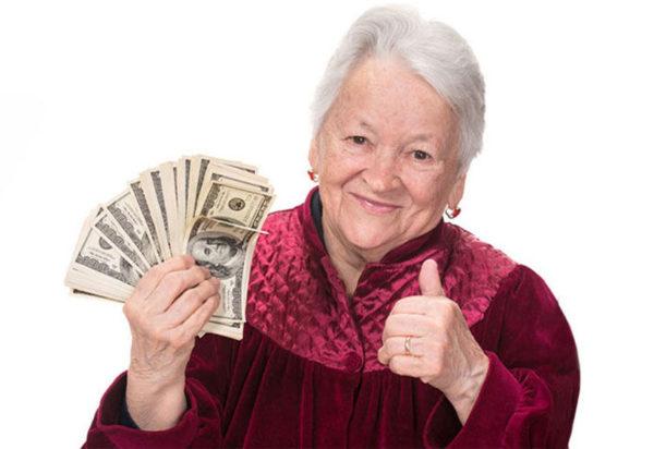 Как заработать деньги женщине за 55