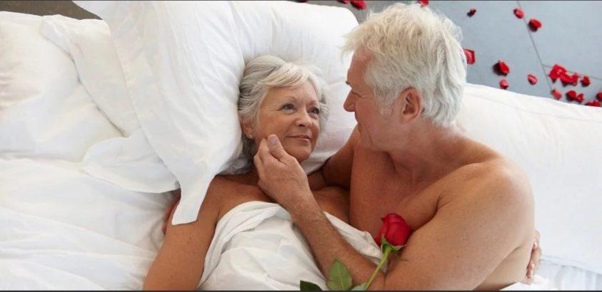 Интимная жизнь в возрасте за 60