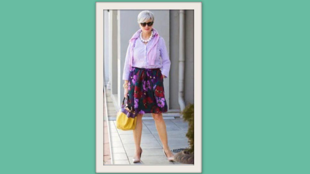 4 идеи шикарного образа для женщин 50+