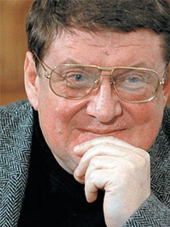 директор Института мозга человека РАН им. Н.П Бехтеревой, академик Святослав Медведев.