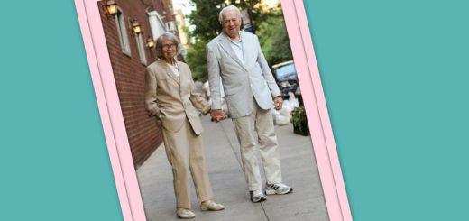 зарубежные старики