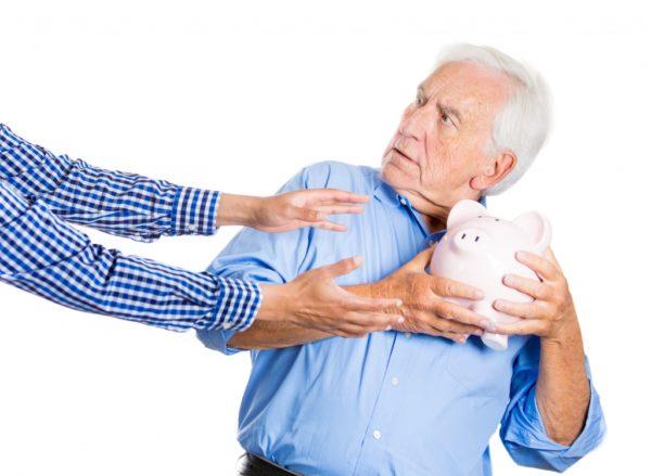 Как накопить на старость