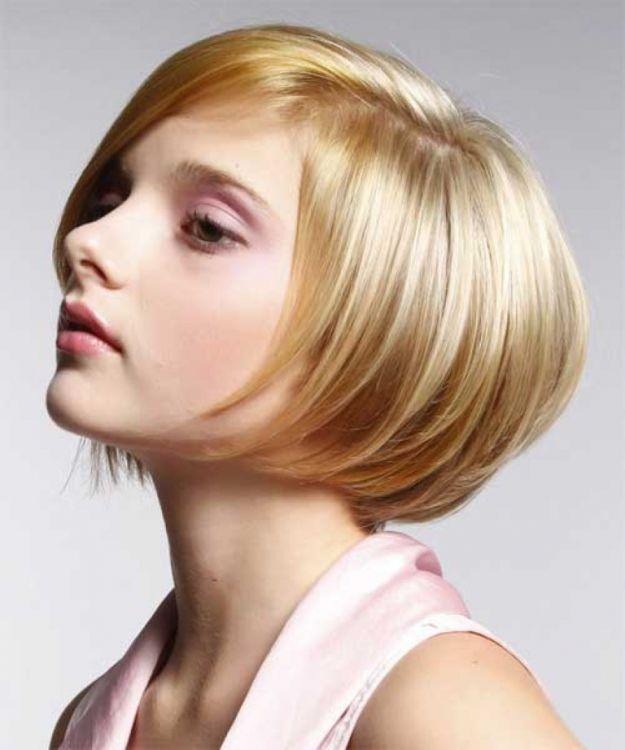 Стрижки на средние волосы для женщин 50+