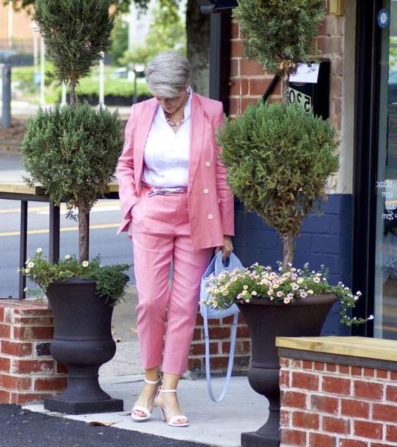 15 модных правил 50-летней женщины